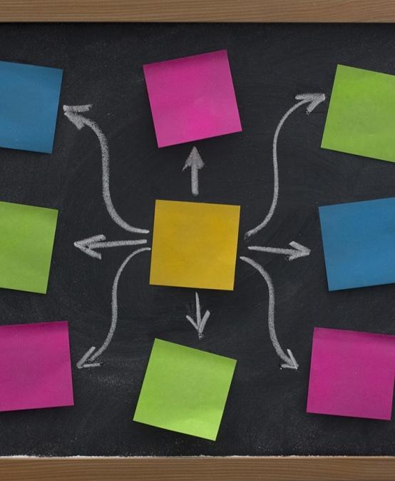 Efektné prezentácie pomocou myšlienkových máp