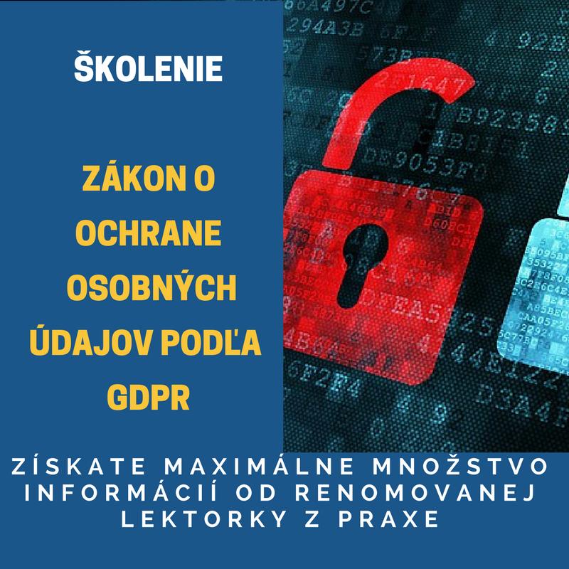"""Komu vznikne povinnosť """"mať"""" zodpovednú osobu v zmysle zákona  o Ochrane osobných údajov?"""