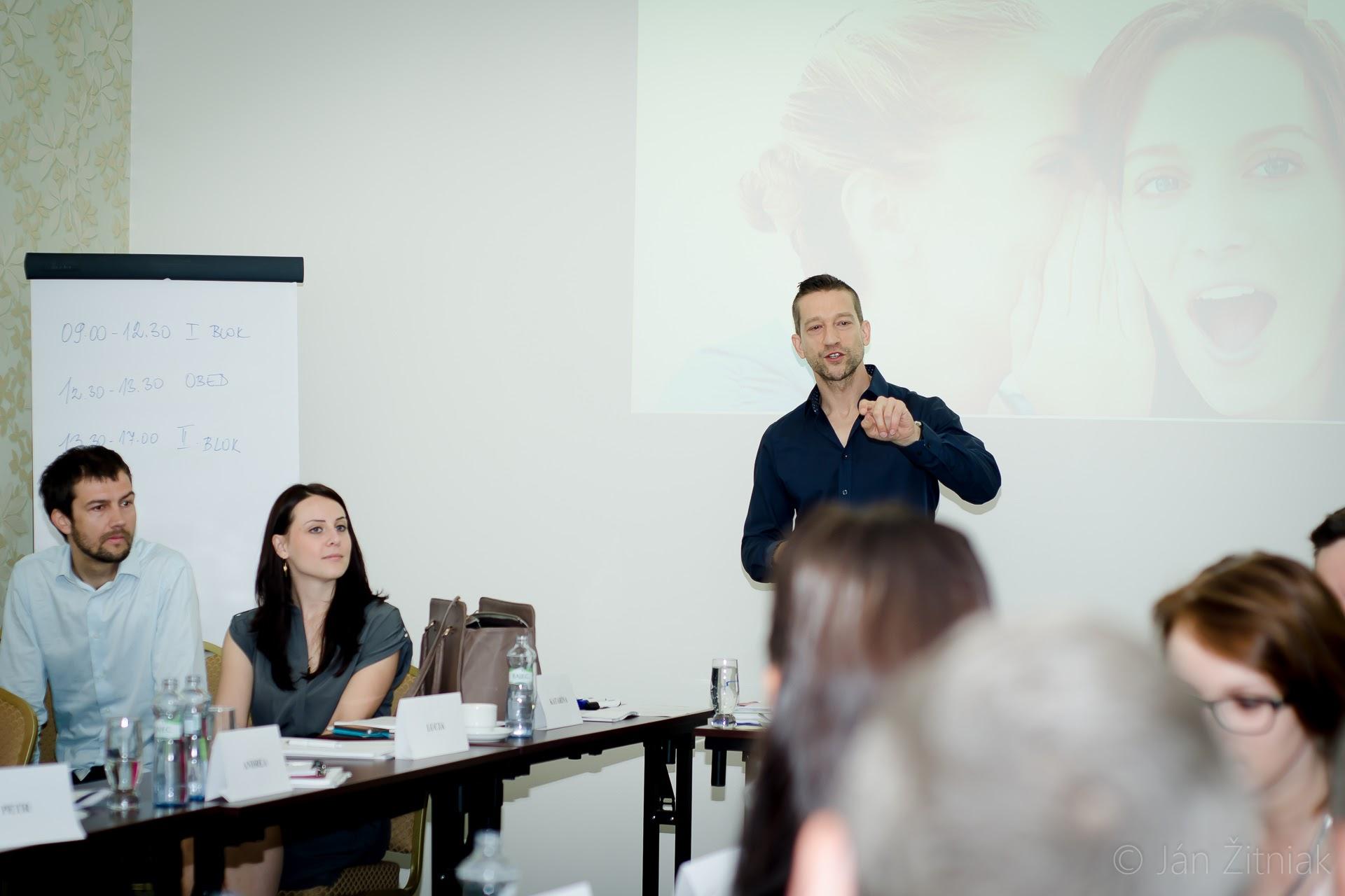Foto: Ako bolo na koučovacom workshope