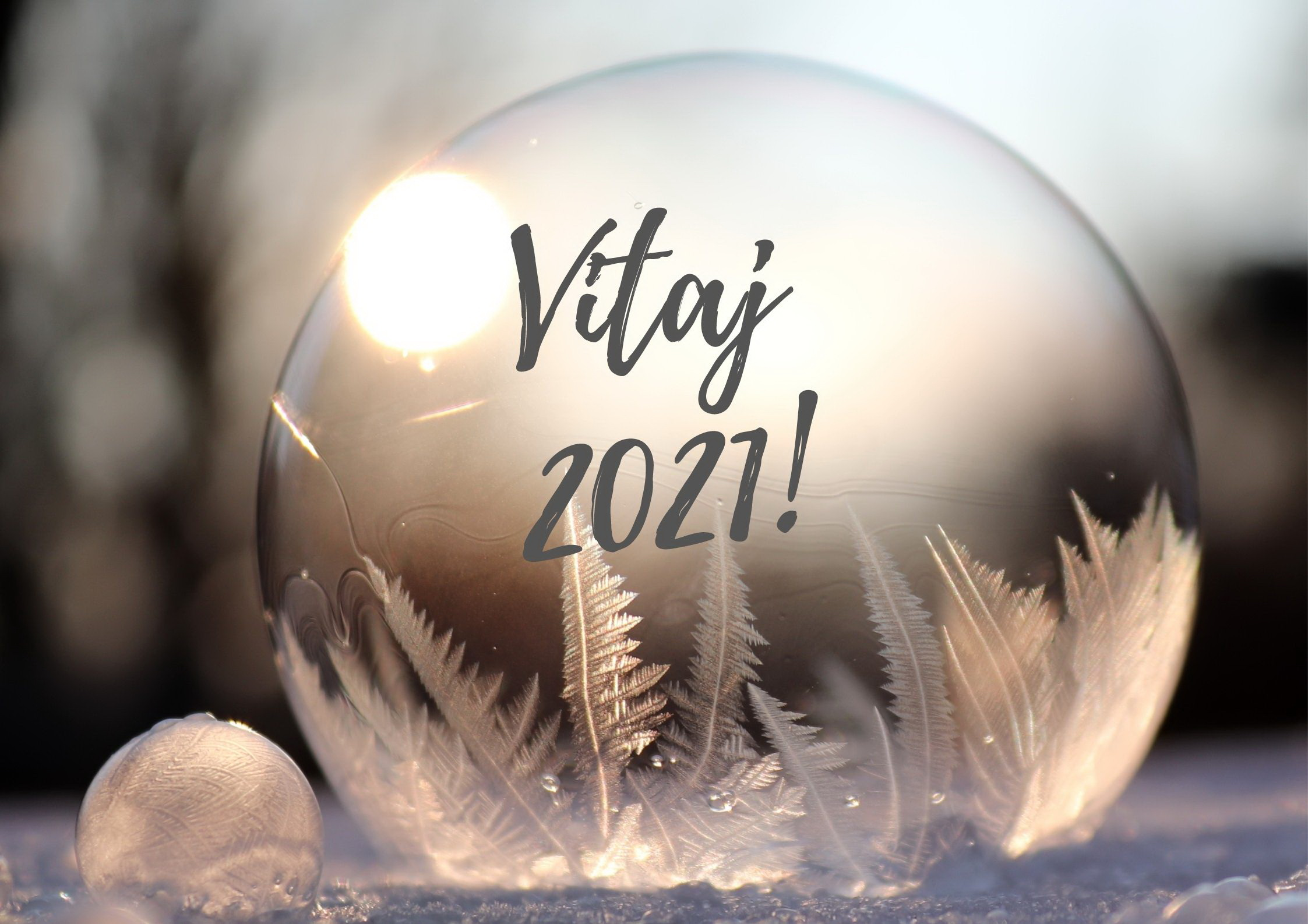 S pokorou do roku 2021!