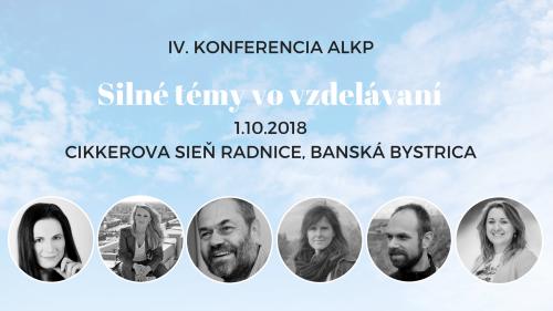 IV. Konferencia ALKP